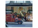 Burlington Arcade  London  England  United Kingdom of Great Britain