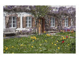 Farmhouse in Aying  Upper Bavaria  Bavaria  Germany