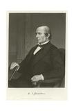 William Ewart Gladstone  British Liberal Politician