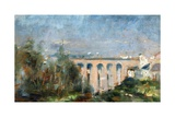 Castelviel Viaduct in Albi  1880