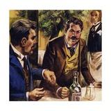 Puccini Quarrelled Violently with Ruggiero Leoncavallo over La Vie Boheme