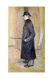 Portrait of Gaston Bonnefoy