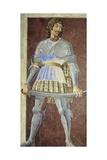 Portrait of Filippo De Scolari  Circa 1451