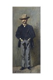 Portrait of Leopoldo Pisacani  1865