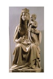 Madonna of Pomegranate  1408