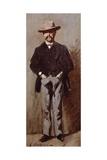Portrait of Leopoldo Pisani  1865