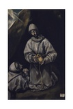 St Francis and Brother Leo Meditating on Death