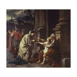 Belisarius Begging for Alms   1781