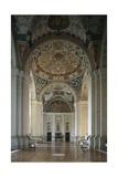 View of Loggia  1517  Designed