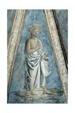 St John the Baptist  Fresco
