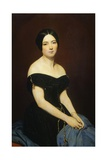 Portrait of Madame Edmond Caillard  1842