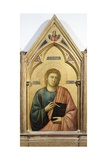 St John Evangelist  Detail from Badia Polyptych  Circa 1300