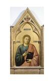 St John Evangelist  Detail from Badia Polyptych  Circa 1300