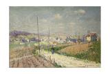 Spring in Ile De France; Printemps En Ile De France  1916
