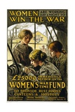 Women are Working Day and Night to Win the War  Pub 1915