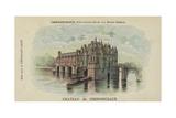 Chateau De Chenonceaux  Chenonceaux  Indre-Et-Loire