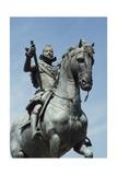 Equestrian Statue of Philip III  1616