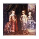 Children of Charles I of England