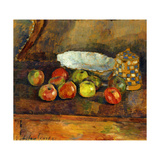Still-Life with Apples; Stilleben Mit Apfeln  C1907