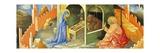Nativity of Jesus  Section of Predella