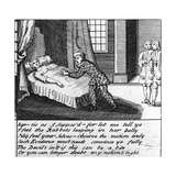 The Doctor in Labour  or the New Whim Wham from Guildford  Circa 1726