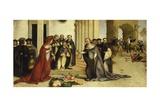 St Dominic Resurrecting Napoleone Orsini