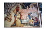 St John Evangelist Resuscitating Drusiana