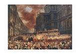 First State Visit of Queen Victoria to the City of London  1837