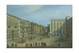 St Mary of Constantinople Street  Naples  Ca 1759