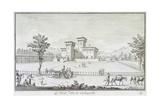 Villa Medici at Cafaggiolo in Barberino Di Mugello