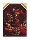 Christ on Mount of Olives  1509-1510