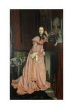 Portrait of the Marquise De Miramon  Nee Therese Feuillant