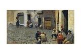 Idle Hours in Riomaggiore  1892-1894