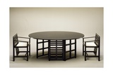Table and Chairs  1903-1905