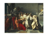 The Death of Julius Caesar  1805-1806