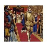 Elizabeth I Sentenced Him to Imprisonment for Secretly Marrying