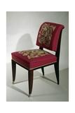 Art Deco Style Chair  Ca 1925