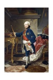 Portrait of Ferdinand IV  King of Naples  1759-60
