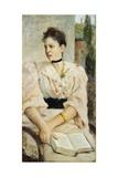 Portrait of Paola Bandini  1893