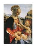 Madonna and Child  Circa 1470