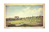 William Curtis's Botanic Garden  Lambeth Marsh  Ante 1787  C1787