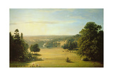 View from Lord Northwick's Villa at Harrow on the Hill
