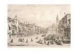 Campo Santa Maria Formosa in Venice  1741