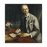 Portrait of Emile Bauman; Portrait D'Emile Bauman  1927