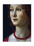 Portrait of a Young Girl  1485