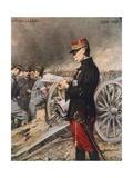French General Joseph-Simon Gallieni  1916