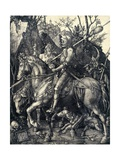 Knight  Death and the Devil  1513-1514