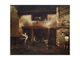 Farmhouse Scene  1710-1715