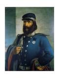 Giuseppe Garibaldi as General of Sardinian Army  1859