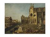 Campo Santi Giovanni E Paolo in Venice